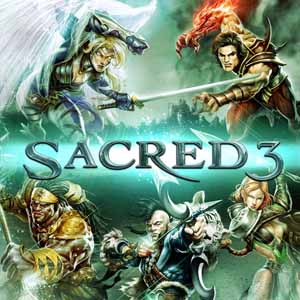 Sacred 3 PS3 Code Price Comparison