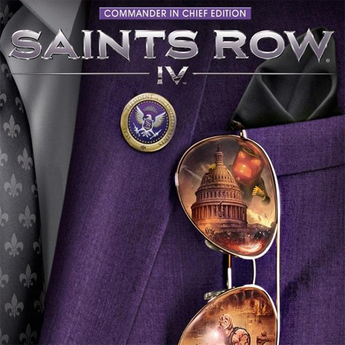 Saints Row 4 Commander in Chief Bonus Digital Download Price Comparison