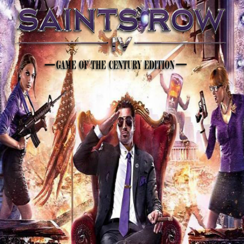 Saints Row 4 Game Of The Century Digital Download Price Comparison