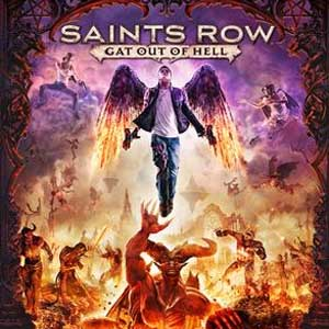 Saints Row 4 Gat out of Hell Xbox 360 Code Price Comparison