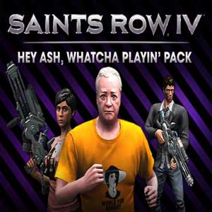 Saints Row 4 Hey Ash Whatcha Playin Pack Digital Download Price Comparison