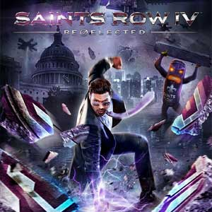 Saints Row 4 Re-Elected Xbox One Code Price Comparison