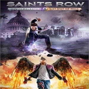 Saints Row 4 Re-Elected & Gat out of Hell