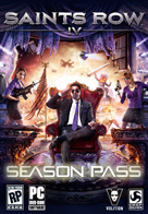 Saints Row 4 Season Pass