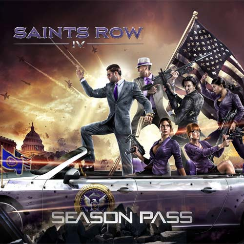 Saints Row 4 Season Pass Digital Download Price Comparison