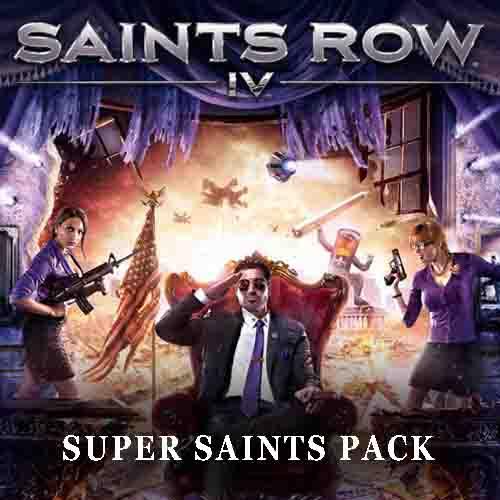 Saints Row 4 Super Saints Pack Digital Download Price Comparison