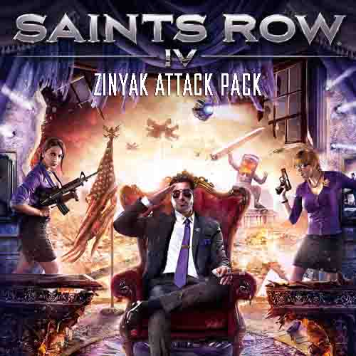 Saints Row 4 Zinyak Attack Pack Digital Download Price Comparison