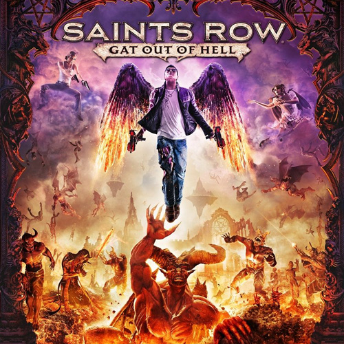 Saints Row Gat out of Hell Ps4 Code Price Comparison