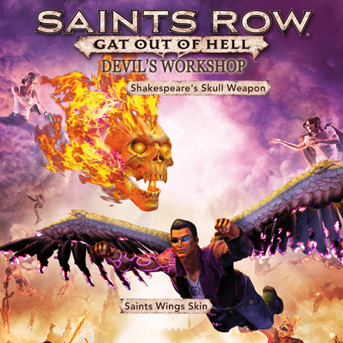 Saints Row Gat Out Of Hell Devils Workshop Digital Download Price Comparison