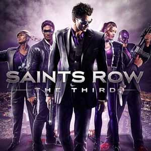 Saints Row The Third XBox 360 Code Price Comparison