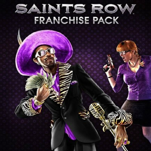 Saints Row Ultimate Franchise Pack Digital Download Price Comparison