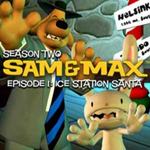 Sam & Max 201 Ice Station Santa Digital Download Price Comparison
