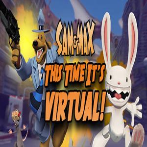 Sam & Max This Time It's Virtual