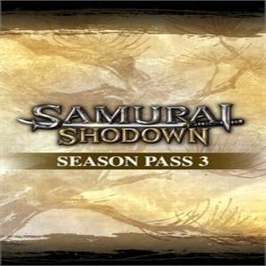 SAMURAI SHODOWN SEASON PASS 3 Ps4 Price Comparison