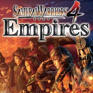 Samurai Warriors 4 Empires PS4 Code Price Comparison