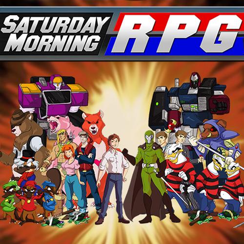 Saturday Morning RPG