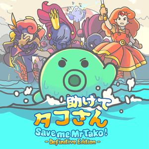 Save me Mr Tako Definitive Edition
