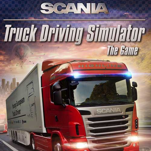 Scania Truck Driving Simulator Digital Download Price Comparison