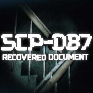SCP-087 Recovered document Digital Download Price Comparison