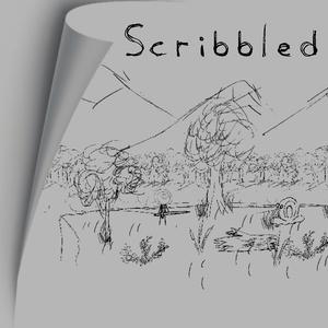 Scribbled