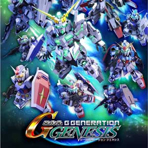 SD Gundam G Generation Genesis Ps4 Code Price Comparison