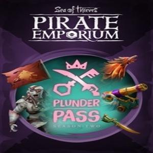 Sea of Thieves Season Two Plunder Pass Xbox One Price Comparison