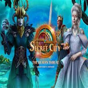 Secret City The Human Threat