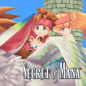 Secret of Mana PS4 Code Price Comparison