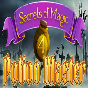 Secrets of Magic 4 Potion Master