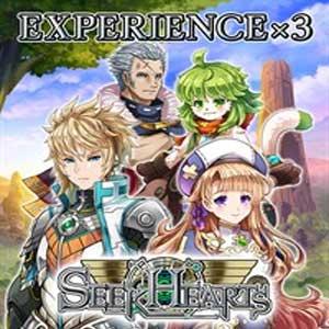Seek Hearts Experience x3