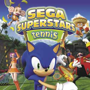 Sega Superstars Tennis XBox 360 Code Price Comparison