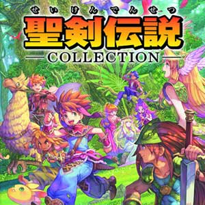 Seiken Densetsu Collection Nintendo Switch Cheap Price Comparison