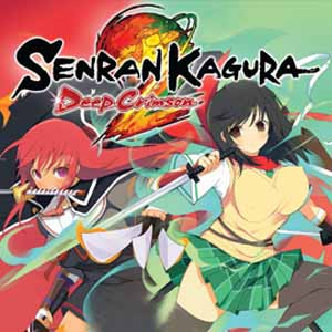 Buy Senran Kagura 2 Deep Crimson Nintendo 3DS Download Code Compare Prices