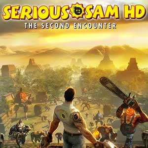 Serious Sam Classic The Second Encounter Digital Download Price Comparison