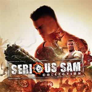 Serious Sam Collection Ps4 Digital & Box Price Comparison
