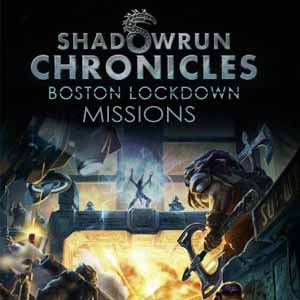 Shadowrun Chronicles Boston Lockdown Missions Digital Download Price Comparison