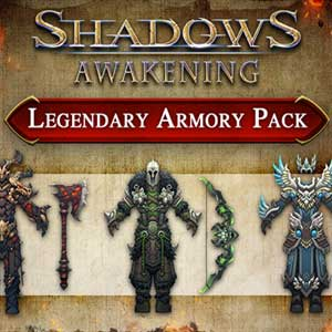 Shadows Awakening The Legendary Armour Pack Digital Download Price Comparison