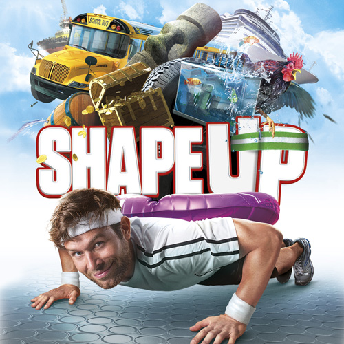 Shape Up Xbox one Code Price Comparison