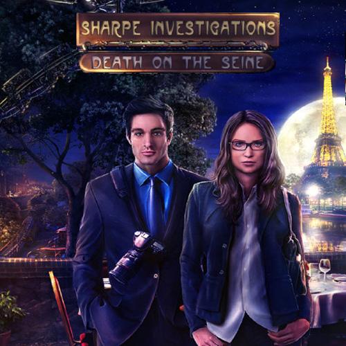 Sharpe Investigations Death on the Seine Digital Download Price Comparison