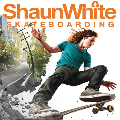 Shaun White Skateboarding Xbox 360 Code Price Comparison