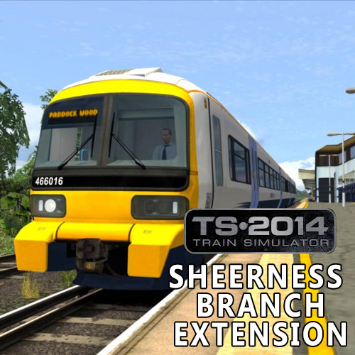 Train Simulator Sheerness Branch Extension Digital Download Price Comparison