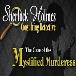 Sherlock Holmes Consulting Detective The Case of the Mystified Murderess Digital Download Price Comparison