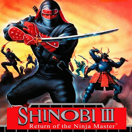 Shinobi 3 Return of the Ninja Master Digital Download Price Comparison