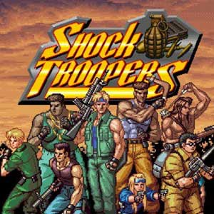 SHOCK TROOPERS Digital Download Price Comparison