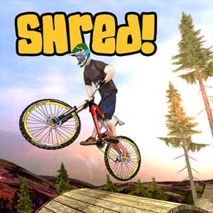 Shred Downhill Mountain Biking Digital Download Price Comparison