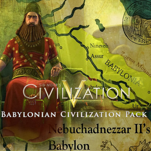 Sid Meiers Civilization 5 Babylon Nebuchadnezzar 2 Digital Download Price Comparison