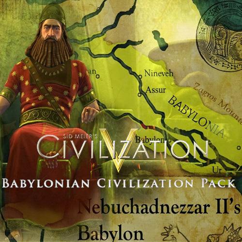 Sid Meiers Civilization 5 Babylon Nebuchadnezzar 2 Digital Download Price Comparison
