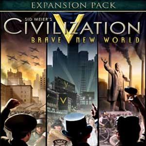 Sid Meiers Civilization 5 Brave New World Expansion Digital Download Price Comparison