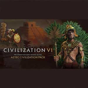 Sid Meiers Civilization 6 Aztec Civilization Pack