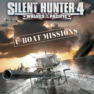 Silent Hunter 4 Wolves of the Pacific U-Boat Missions Digital Download Price Comparison